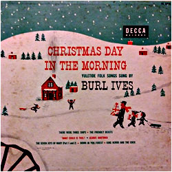 Cover image of Christmas Day In The Morning