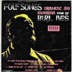 Cover image of Folk Songs Dramatic And Humorous