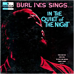 Cover image of In The Quiet Of The Night