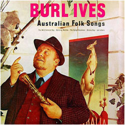 Cover image of Australian Folk Songs