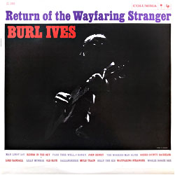 Cover image of The Return Of The Wayfaring Stranger