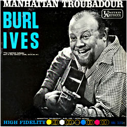 Cover image of Manhattan Troubadour