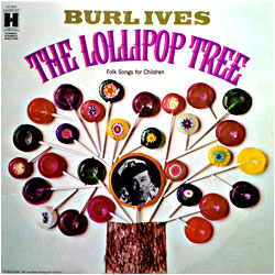 Cover image of The Lollipop Tree