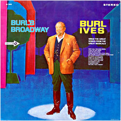 Cover image of Burl's Broadway