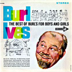 Cover image of The Best Of Burl's For Boys And Girls