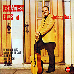Cover image of Greatest Hits Of Johnny Bush