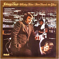 Cover image of Whiskey River / There Stands The Glass