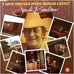 Cover image of I Live The Country Songs I Sing