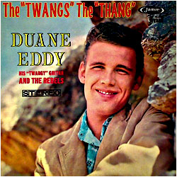 Cover image of The Twang's The Thang