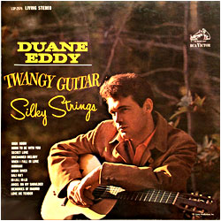 Cover image of Twangy Guitar Silky Strings