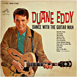 Cover image of Dance With The Guitar Man