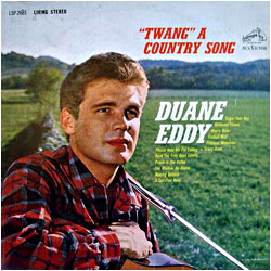 Cover image of Twang A Country Song