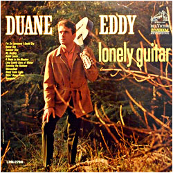Cover image of Lonely Guitar
