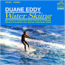 Cover image of Water Skiing