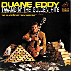 Cover image of Twangin' The Golden Hits