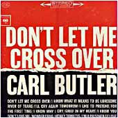 Cover image of Don't Let Me Cross Over