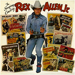Image of random cover of Rex Allen Jr