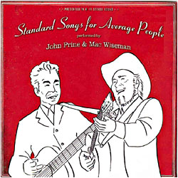 Cover image of Standard Songs For Average People