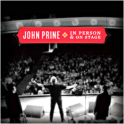 Cover image of In Person And On Stage