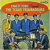 Cover image of Ernest Tubb Presents The Texas Troubadours