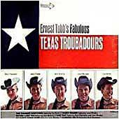 Cover image of Ernest Tubb's Fabulous Texas Troubadours