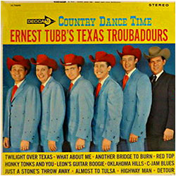 Image of random cover of Texas Troubadours