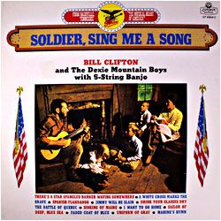 Cover image of Soldier Sing Me A Song