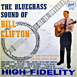 Cover image of The Bluegrass Sound