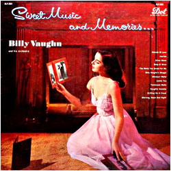 Cover image of Sweet Music And Memories
