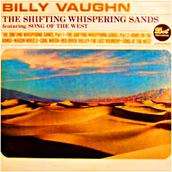 Cover image of The Shifting Whispering Sands