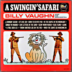 Cover image of A Swingin' Safari