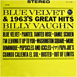 Cover image of Blue Velvet