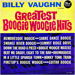 Cover image of Greatest Boogie Woogie Hits
