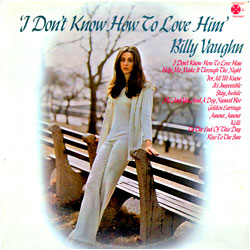 Cover image of I Don't Know How To Love Him