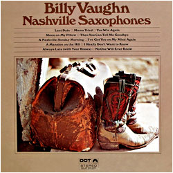 Cover image of Nashville Saxophones