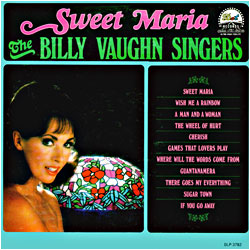 Cover image of Sweet Maria