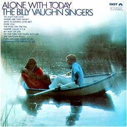 Cover image of Alone With Today