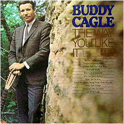 Image of random cover of Buddy Cagle