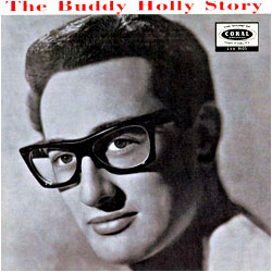 Cover image of The Buddy Holly Story