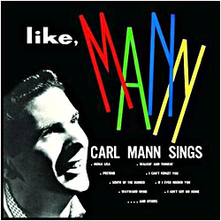 Cover image of Like Mann