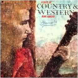 Cover image of A Taste Of Country And Western