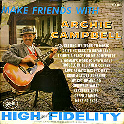 Cover image of Make Friends With Archie Campbell