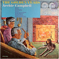 Cover image of The Golden Years