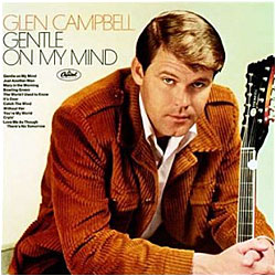 Cover image of Gentle On My Mind