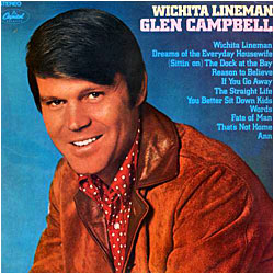 Cover image of Wichita Lineman
