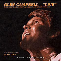 Cover image of Glen Campbell Live