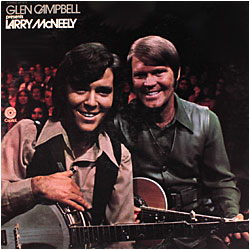 Cover image of Glen Campbell Presents Larry McNeely