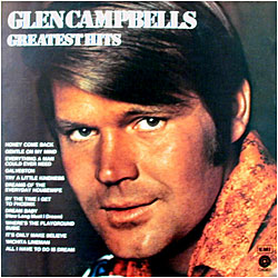 Cover image of Glen Campbel's Greatest Hits