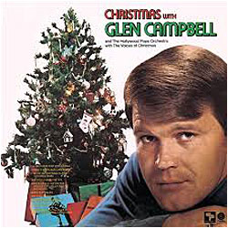 Cover image of Christmas With Glen Campbell