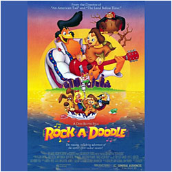 Cover image of Rock A Doodle